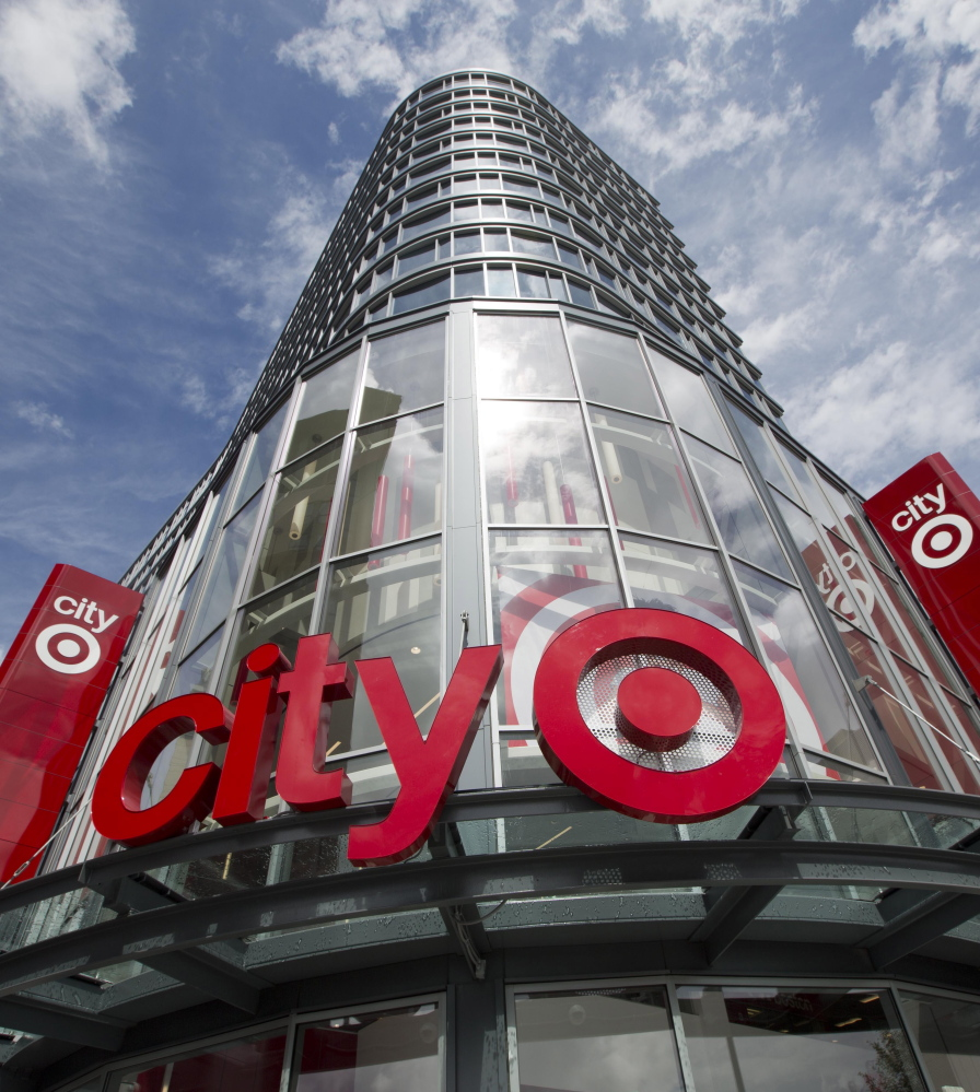 The cityTarget store in Boston is located near Fenway Park and is taking part in the chain's effort to tailor merchandise to local preferences. In addition to the Boston store, Target is testing this strategy in 10 Chicago stores.