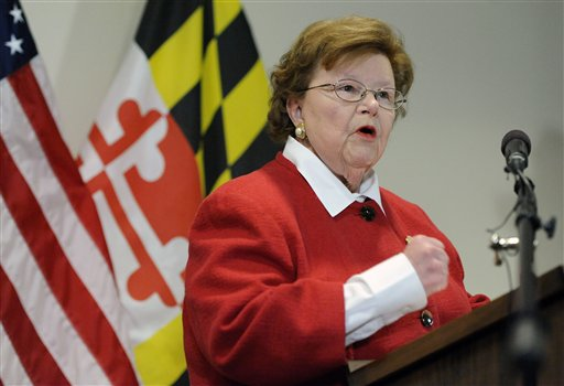 Sen. Barbara Mikulski, D-Md., the longest-serving woman in the history of Congress, handed President Barack Obama a major foreign policy victory by throwing her support behind the nuclear agreement with Iran. The Associated Press