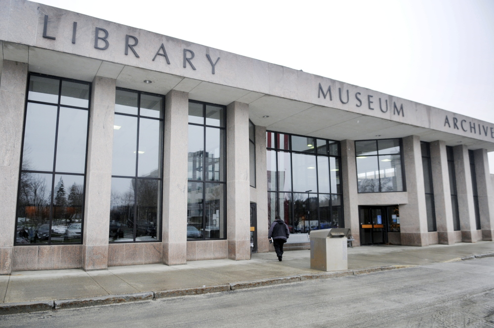 The Maine State Library in Augusta recently received a grant that will enable the library to digitize more than 100,000 pages of historical Maine newspapers.