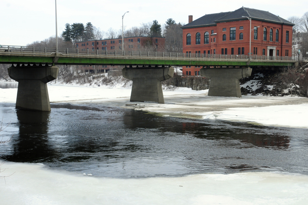 A flood watch is in effect through Sunday for the Kennebec River in Augusta and other parts of Maine.