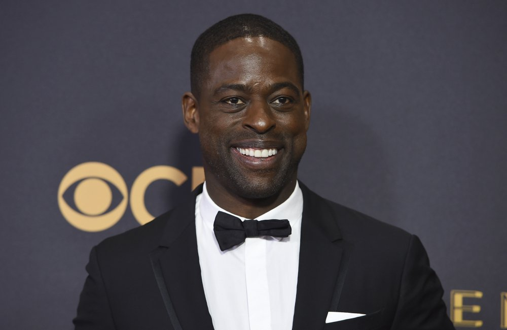 Actor Sterling K. Brown threw his support behind pro football players who took a knee in protest of President Trump.