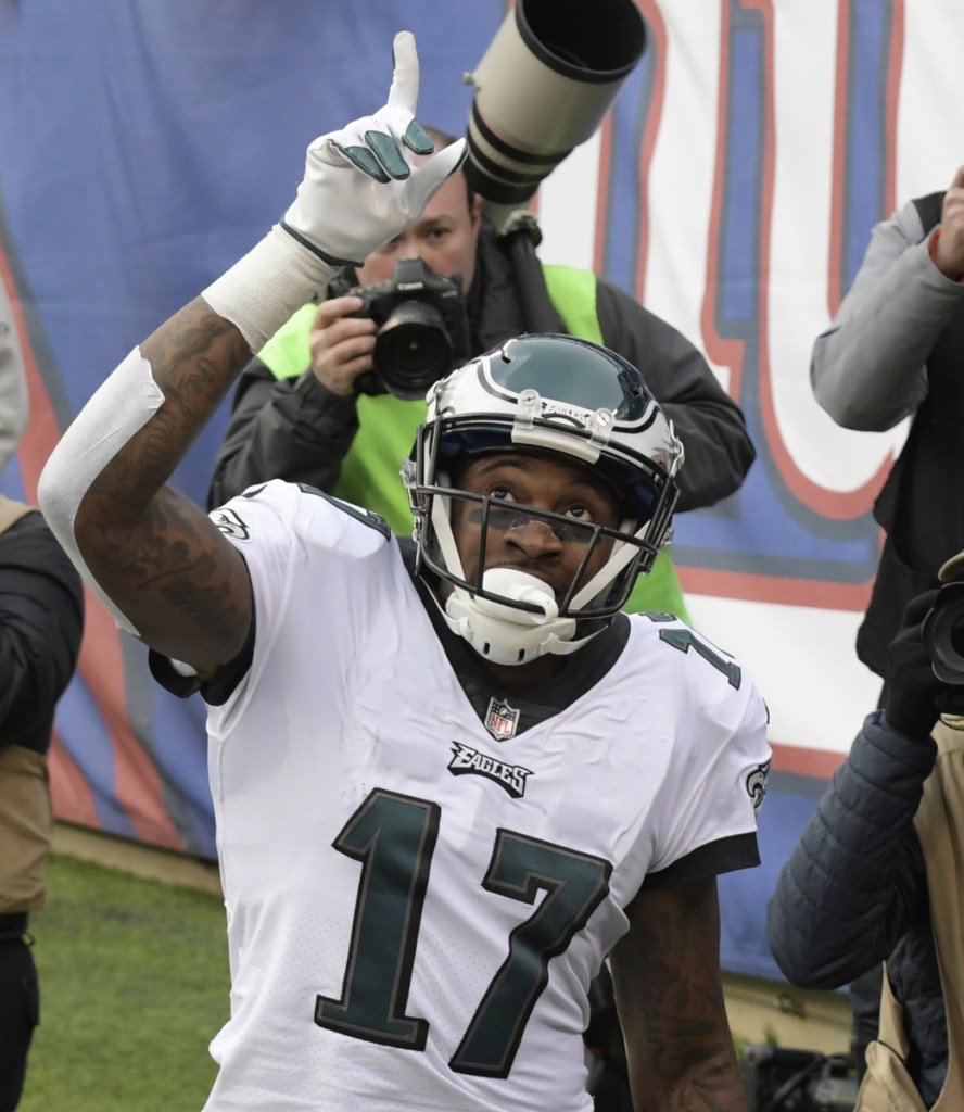 Alshon Jeffery went from Chicago's go-to receiver to a guy with zero 100-yard game for Philadelphia this season. But he's happy because the Eagles are riding this team-first concept to the Super Bowl.