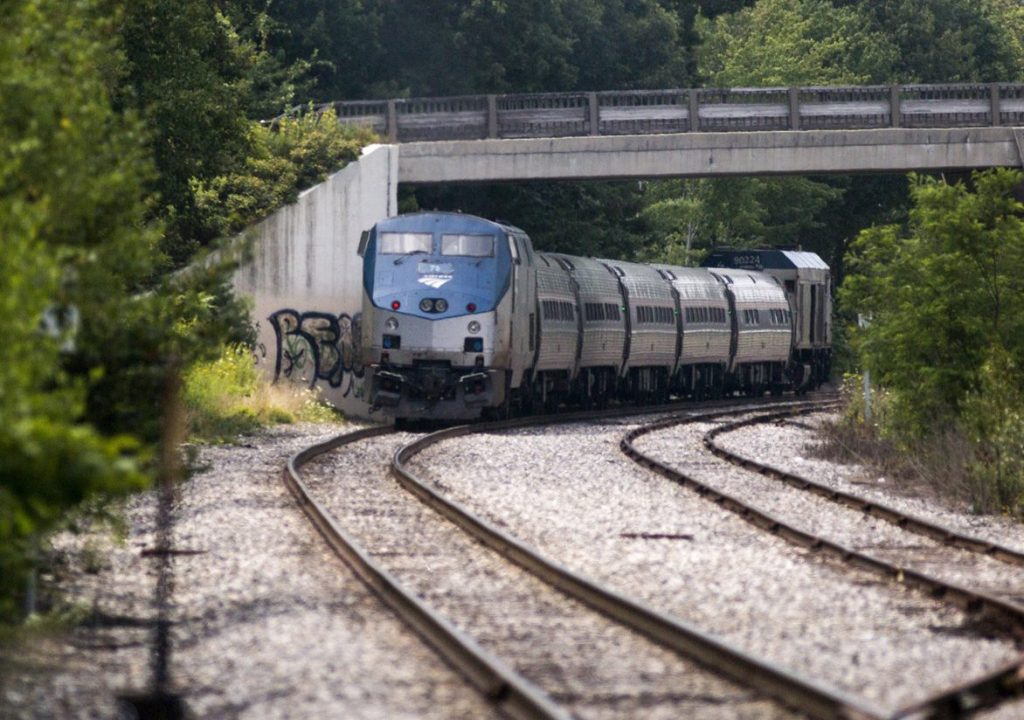 Under the proposed schedule, a train would leave Boston at 5 p.m. Friday and arrive in Rockland at 10:10 p.m. There also would be round-trip service on Saturdays and Sundays.