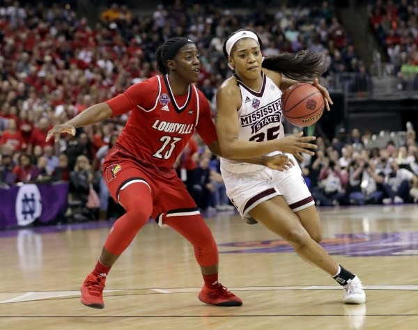 Women's basketball: Mississippi State tops Louisville in ...