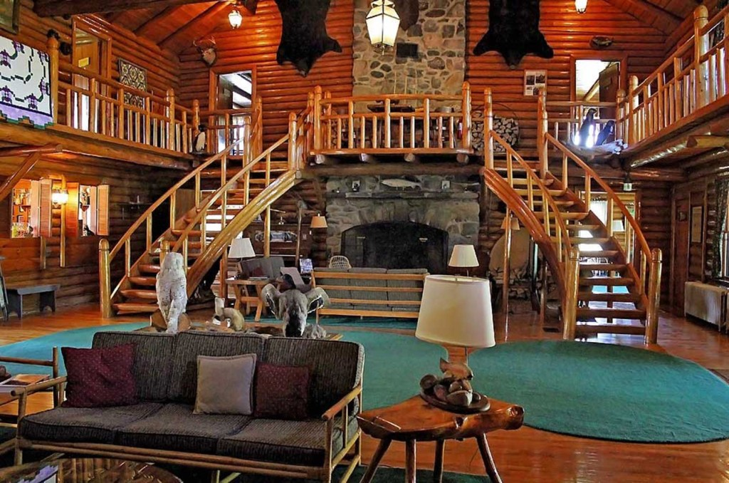 Sky Lodge will still be run as a non-profit business by Unity College, hosting events such as retreats, weddings and conferences.