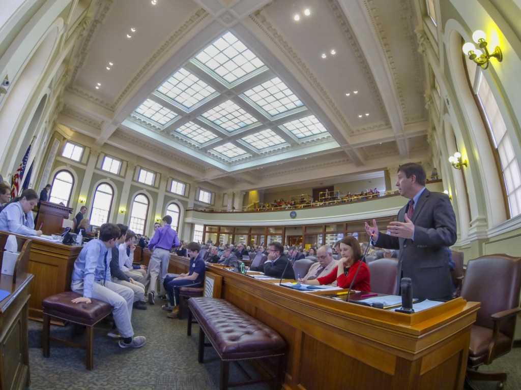 By wide margin, House passes bill that would launch Maine's