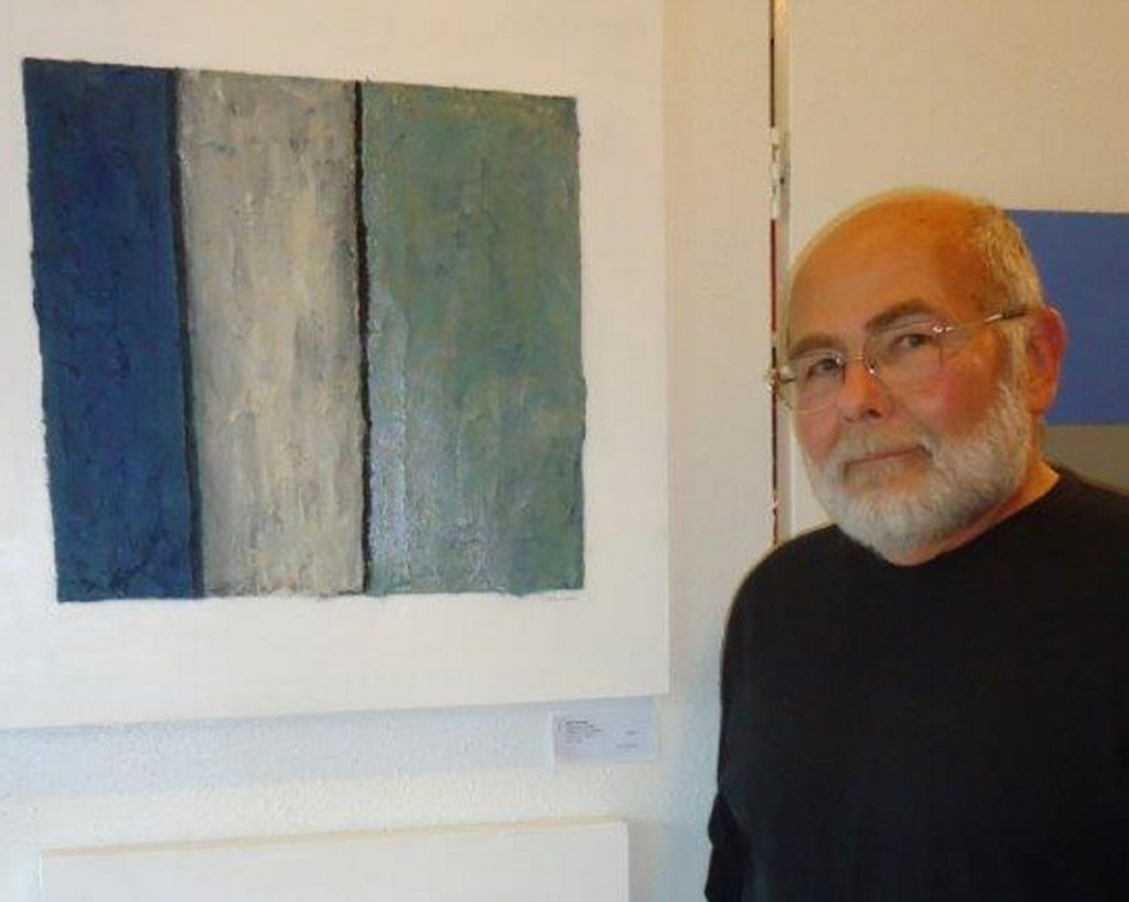 Robert Thomas' works will be featured at a June exhibition at the Stable Gallery in Damariscotta.
