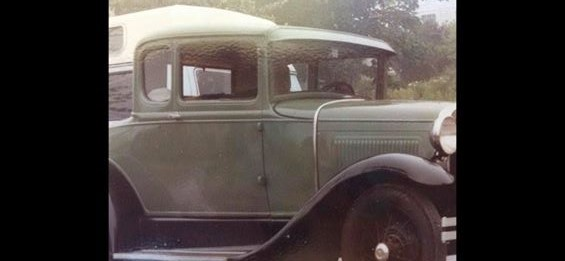 The Lincoln County Sheriff's Office is investigating the theft of a 1930 Ford Model A Coupe from a home in Nobleboro.