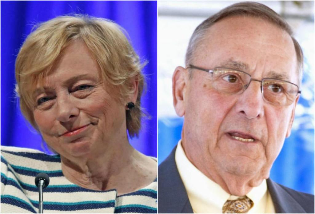 Attorney General Janet Mills and Gov. Paul LePage have long clashed over legal issues.