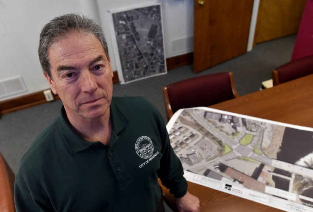 """Waterville City Manager Mike Roy has raised concern about a proposed charter change to cap property tax increases, saying it """"doesn't sound very democratic to me."""""""