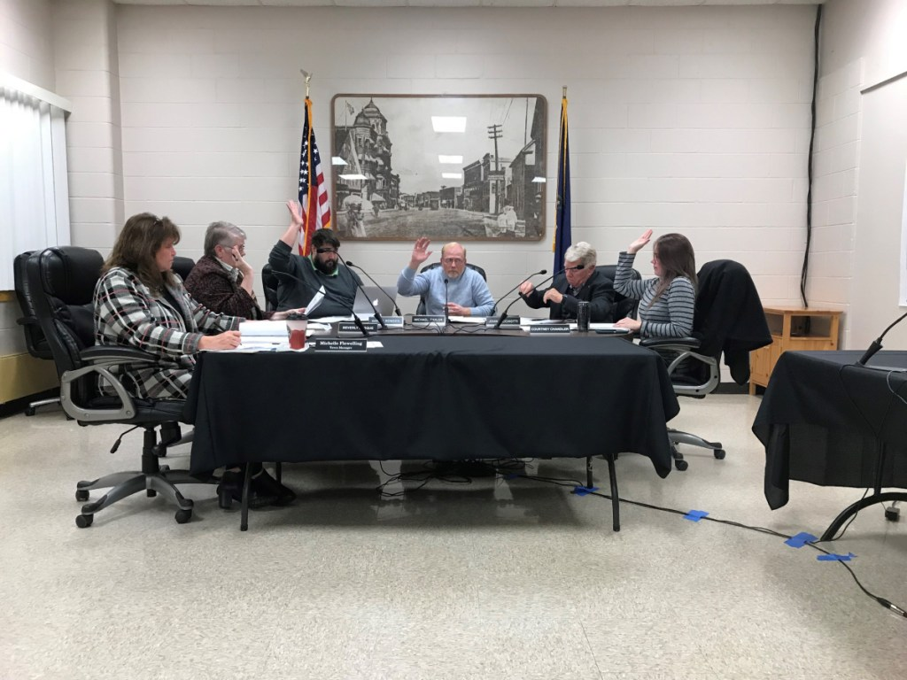 The Fairfield Town Council unanimously approved a food sovereignty ordinance, 5-0, Wednesday night.