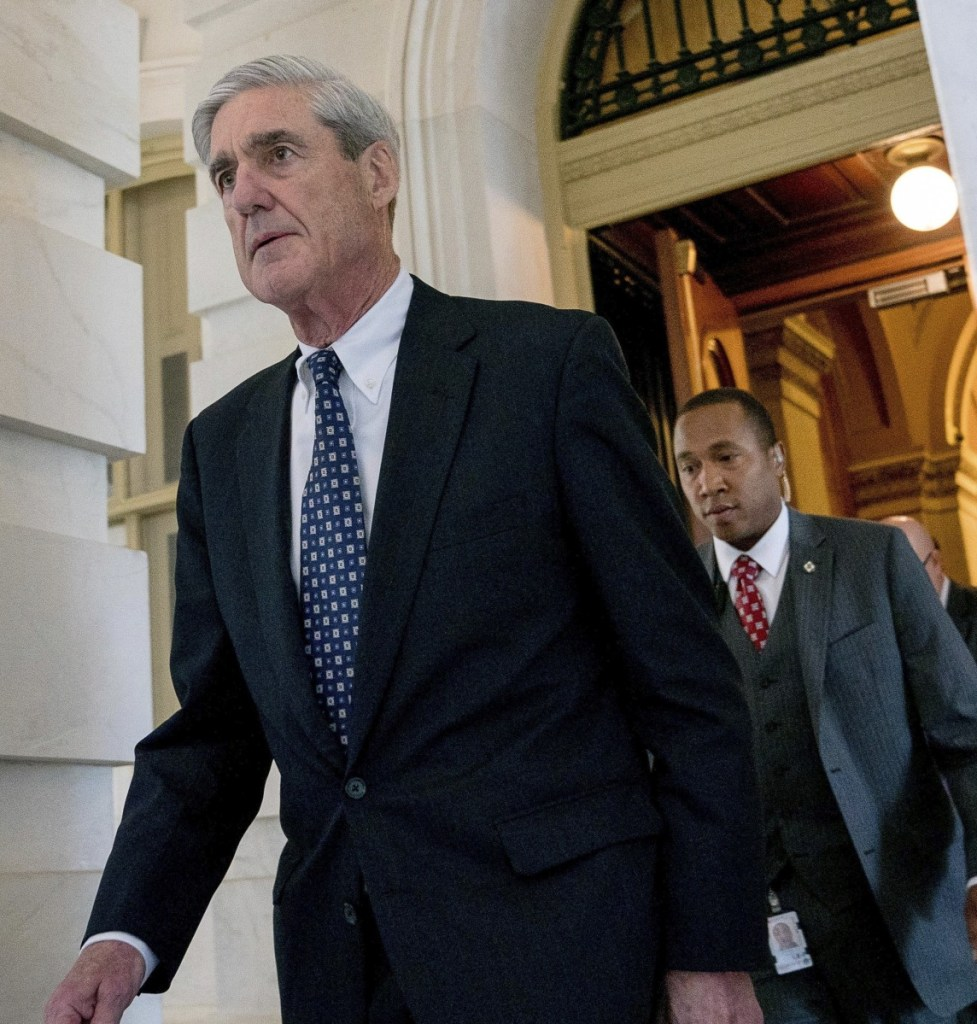 The alleged scam offers women with ties to Special Counsel Robert Mueller money to fabricate claims against him.