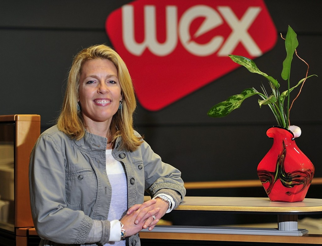 """""""Healthy volumes, strong international growth and higher fuel prices all contributed to our performance being ahead of expectations,"""" says Melissa Smith, Wex's president and CEO."""