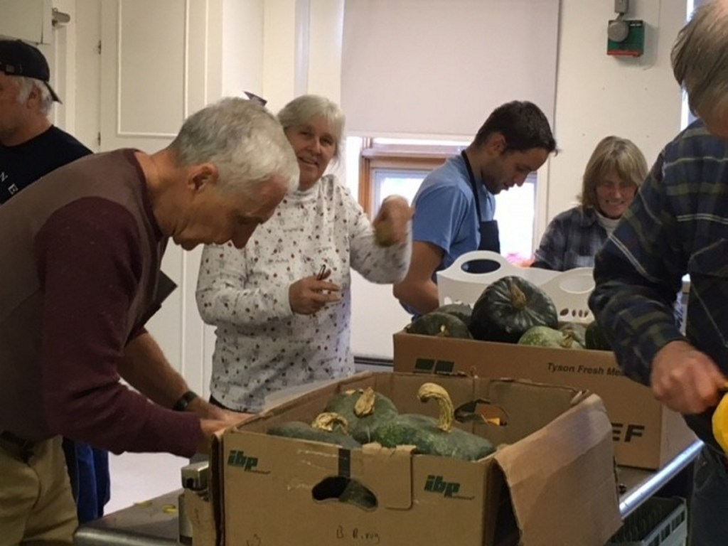 St. Anthony's Soup Kitchen at Notre Dame de Lourdes in Skowhegan will reopen Thursday, having rounded up a group of volunteers to prepare and serve the meal every Thursday.