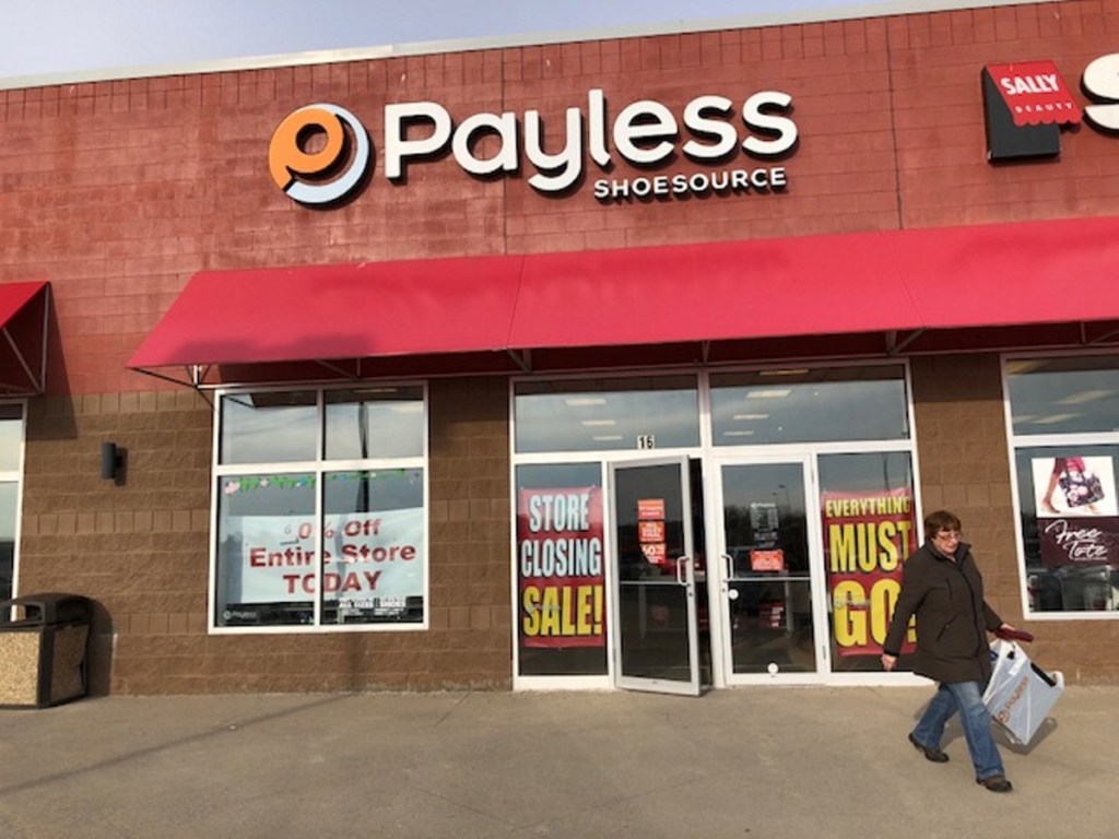 35f0459992f Payless ShoeSource to close in Waterville - CentralMaine.com