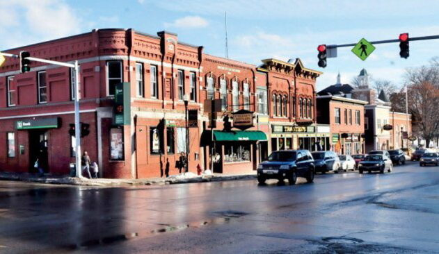 The town of Farmington will lease a parking lot off Anson Street in Farmington to help ease downtown parking problems.