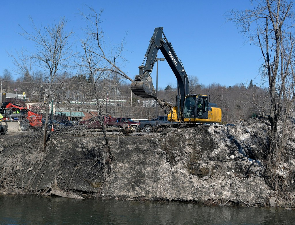 Work starts on two-year Gardiner bridge replacement project