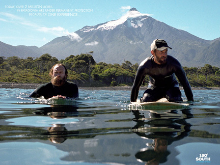 "The film ""180˚ South"" follows the 1968 journey of two surfers to Chilean Patagonia. It will have its Maine premiere on Saturday at the Surf Film Fest."