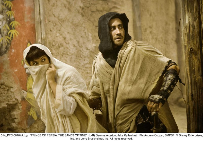 """Jake Gyllenhaal stars in """"Prince of Persia: The Sands of Time."""""""
