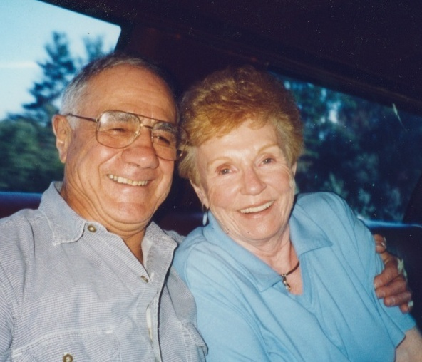 "Amedeo Reali, who owned the Village Cafe, an Italian family restaurant in Portland, ""adored"" his wife of 62 years, Anita Reali."