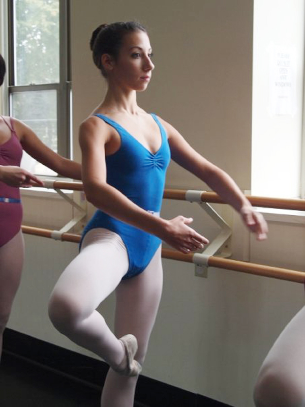 Arianna Lawson of Scarborough, Maine invited to study at Bolshoi