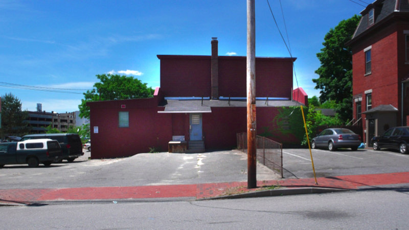 This is the building that will house the Portland Food Cooperative.