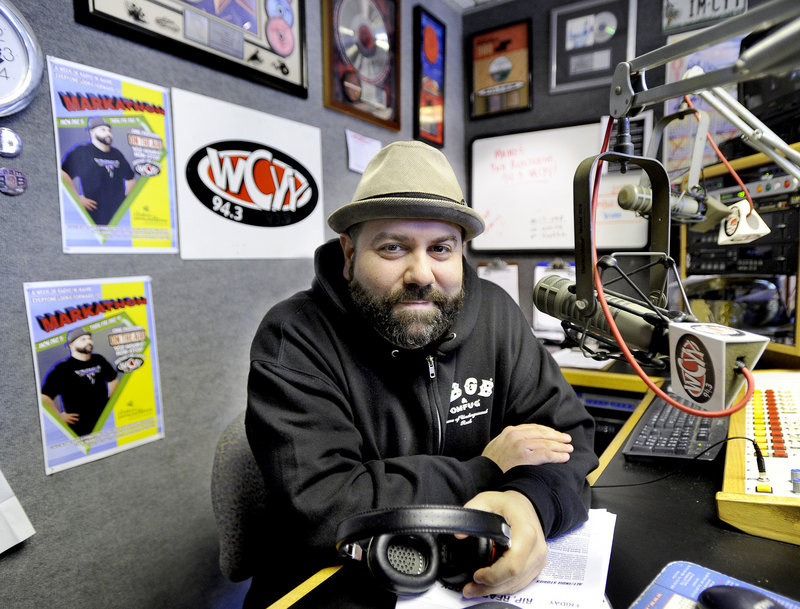 Mark Curdo will kick off his 4th annual Mark-A-Thon on WCYY on Monday. The five-day marathon broadcast benefits the Center for Grieving Children.