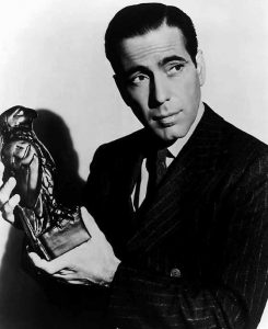"""CURTIS MEMORIAL LIBRARY will screen """"The Maltese Falcon,"""" starring Humphrey Bogart, tonight as part of its """"Film Noir for Dark Nights"""" series."""