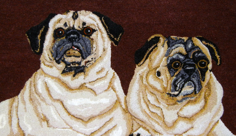 """Love of Pugs"" by Alitza Wildes"