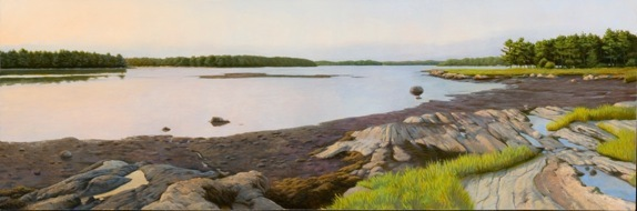 """""""Staples Cove"""" by James Mullen."""