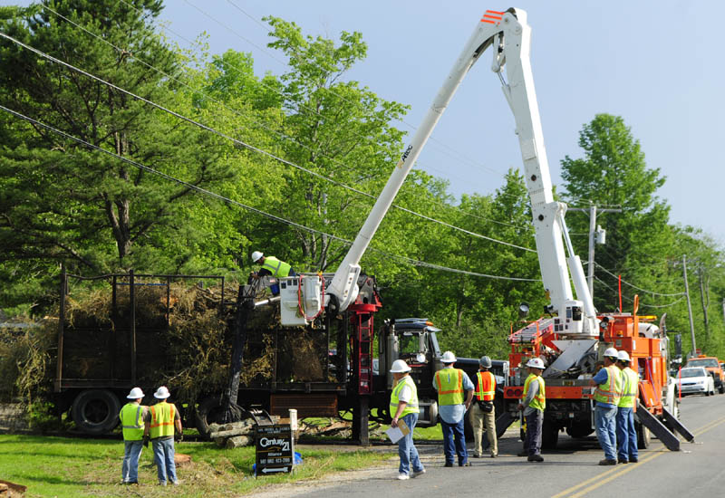 Maine tree service owner electrocuted - Portland Press Herald