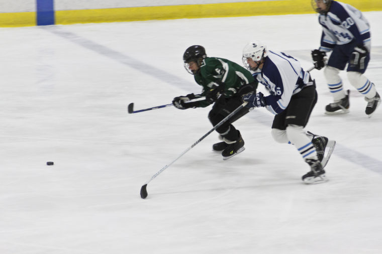 BOYS HOCKEY: Bonny Eagle defeats 'improved' Westbrook