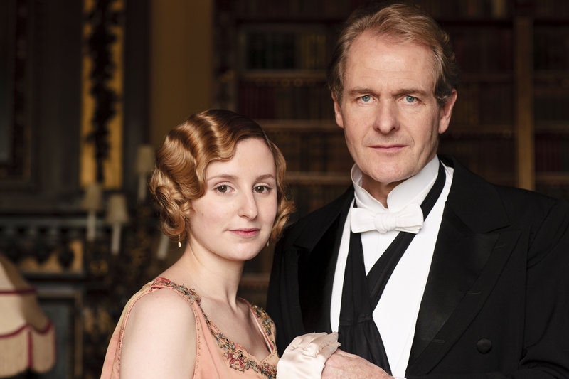 What 'Downton Abbey' season three may bring - Portland Press Herald