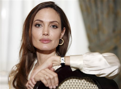 "Angelina Jolie: ""I do not feel any less of a woman. I feel empowered that I made a strong choice that in no way diminishes my femininity."""