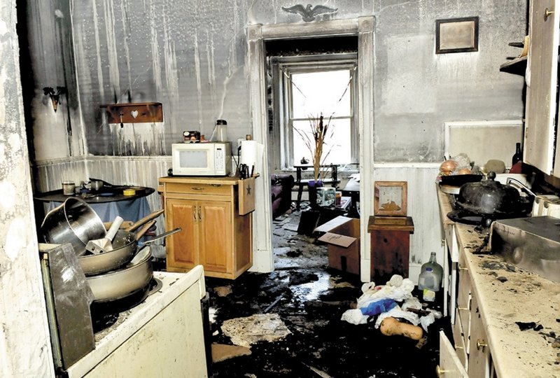 Cause Of Waterville Fire Unknown Portland Press Herald