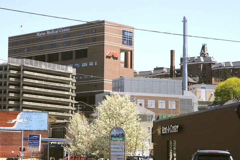 Nurses are trying to organize a union at Maine Medical Center that could potentially represent about 1,700 employees.