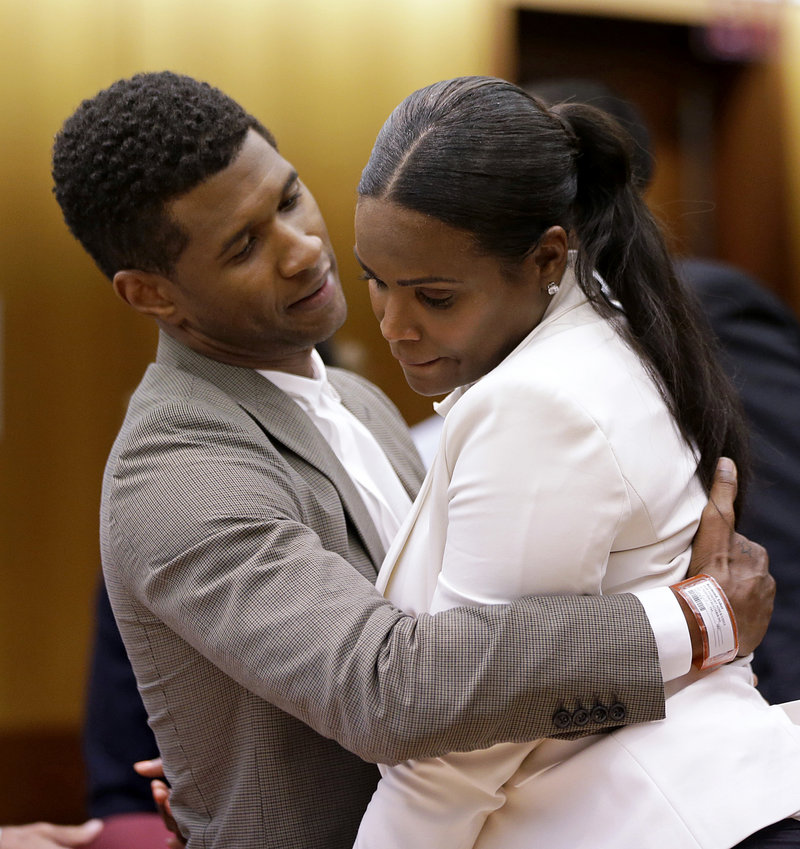 Image result for Usher and Tameka Foster and their sons