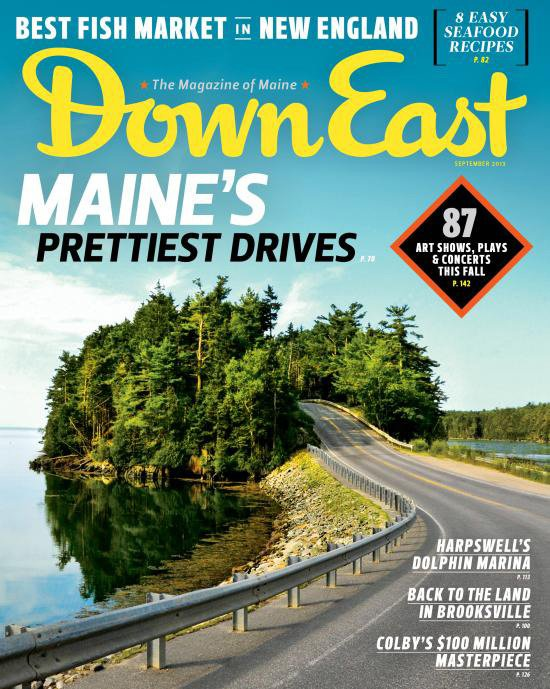 Down East magazine draws criticism for altering photo