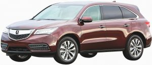 The MDX is one of Acura's most important unveilings for 2014.