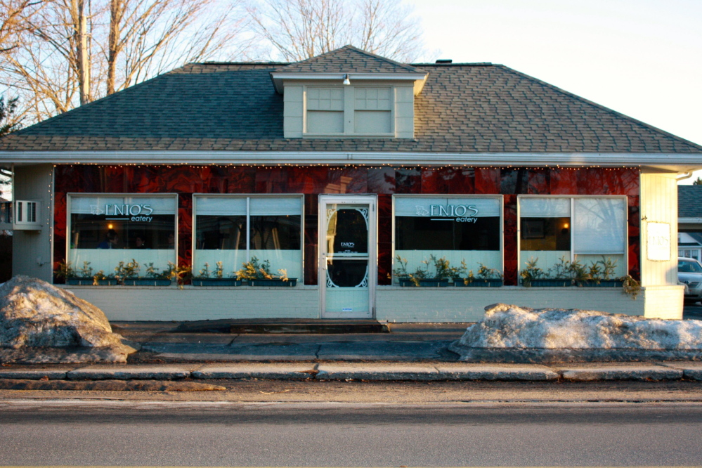 Enio's on Cottage Road has quickly become a neighborhood staple.