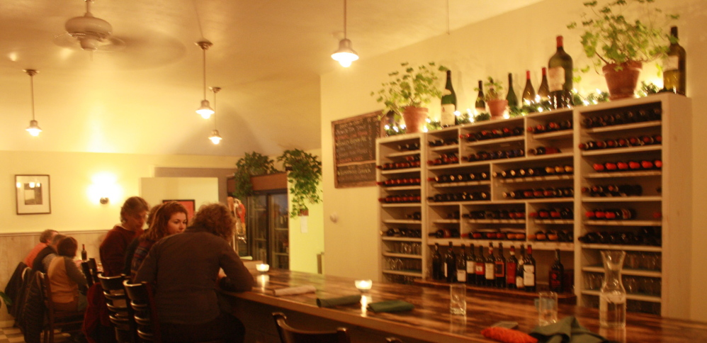 Enio's Eatery in South Portland, open Wednesday through Saturday, is an Italian bistro with a distinctive wine list.