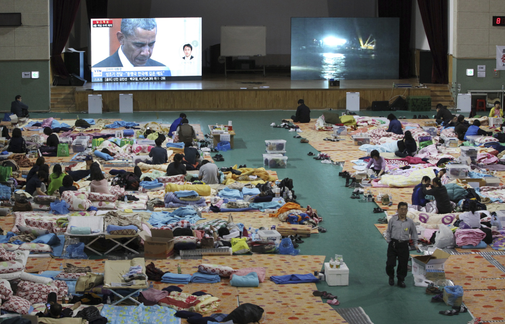 South Korea Misidentified Bodies From Ferry Disaster