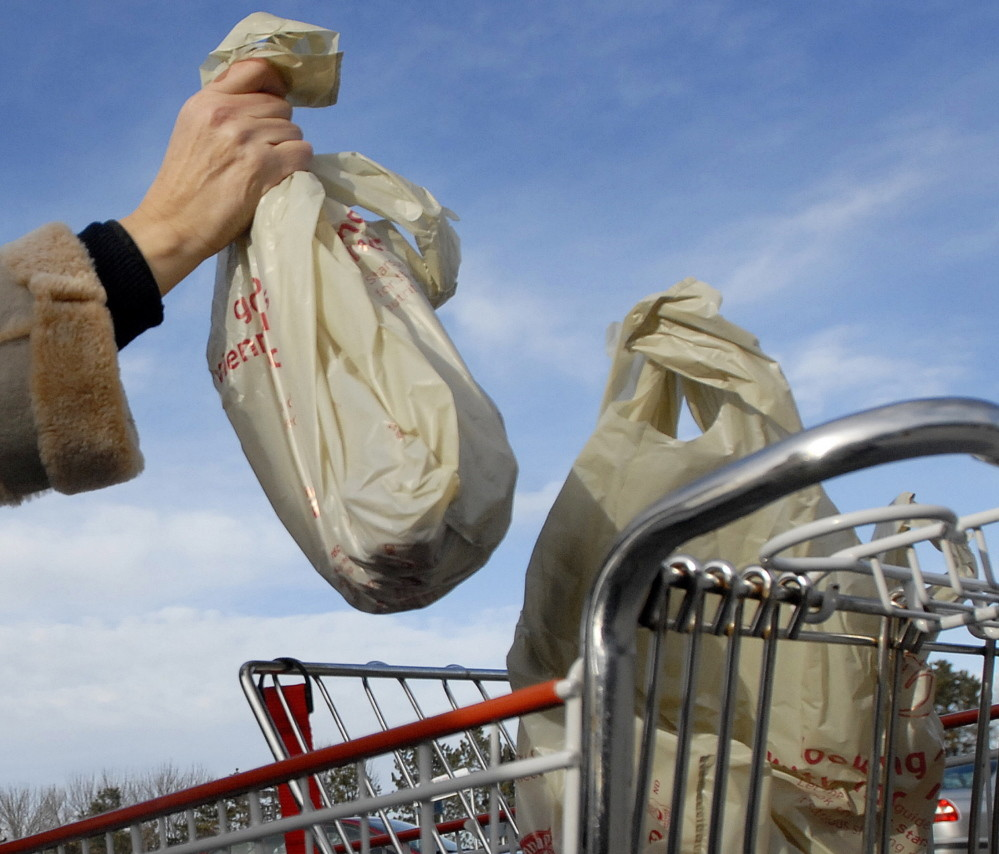 As of Wednesday, Portland will begin requiring most retailers to collect 5 cents for disposable plastic or paper bags. The bag fee will apply at stores where food – including milk, bread, soda and snacks – constitutes at least 2 percent of gross sales.