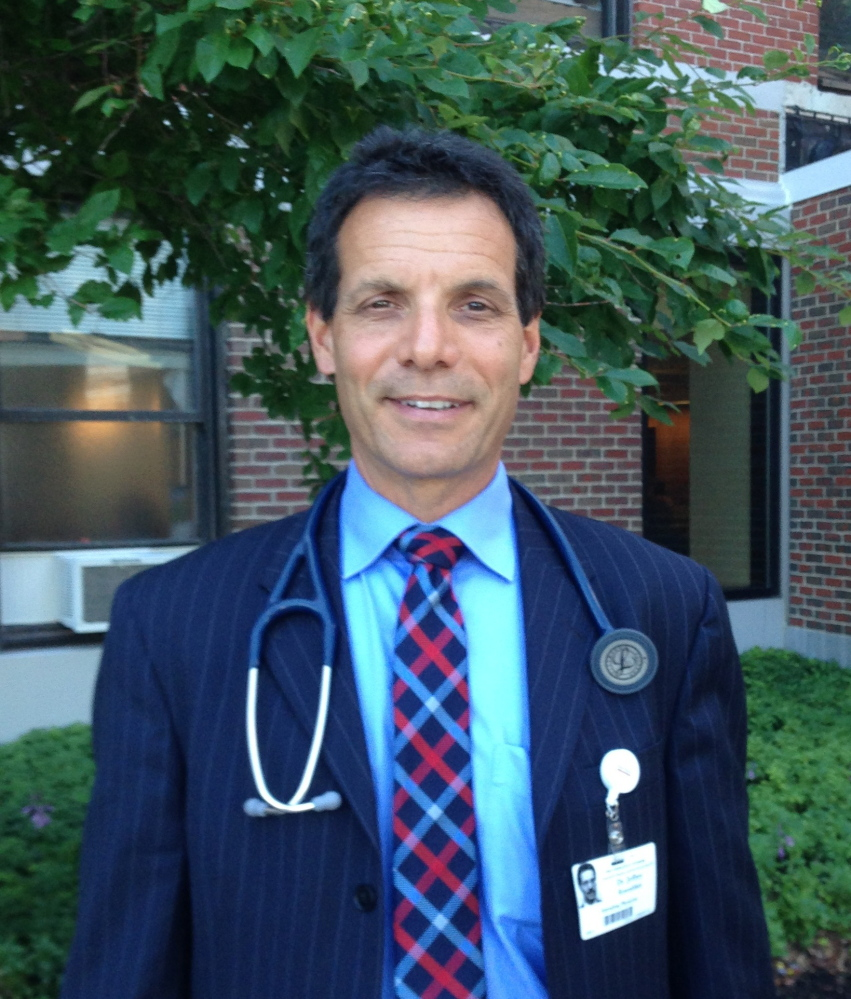 Portland-based cardiologist Dr. Jeffrey Rosenblatt weighs in on whether or not doctors should recommend a vegan diet to patients with heart disease.