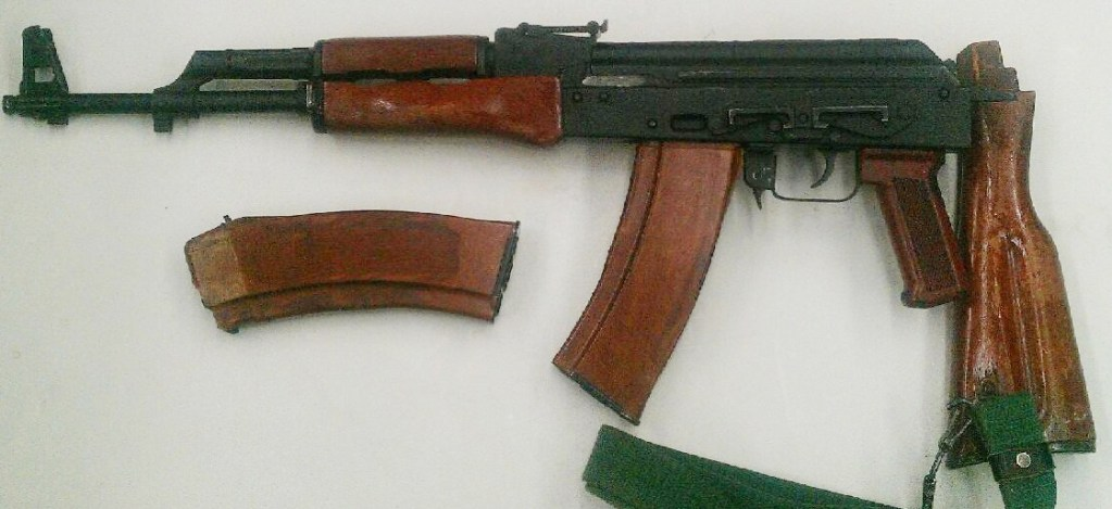 Banning Russian-made AK-47s sets off a U S  buying frenzy