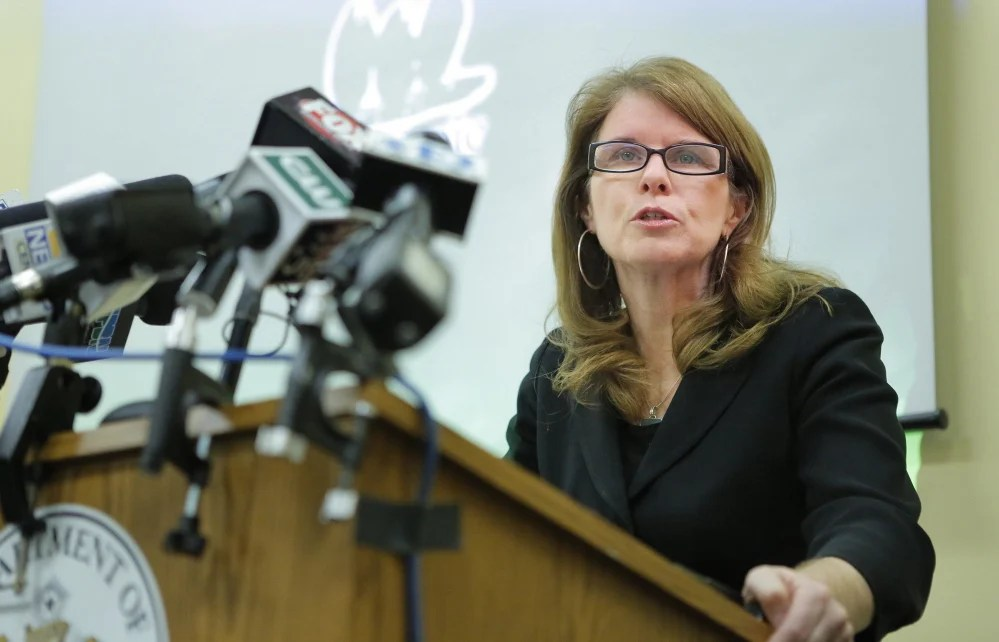 """In a prepared statement Friday, Maine DHHS Commissioner Mary Mayhew said, """"Federal bureaucrats are out of touch with the wishes of Mainers who are crying out for integrity in our welfare system."""""""