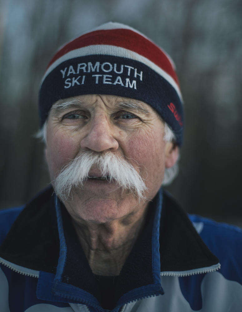 """Bob Morse, in his 33rd year as Yarmouth's cross-country skiing coach, says the new state championship format will mean two long days for skiers, coaches and officials, """"but it's going to be exciting."""""""