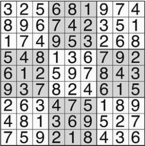 Answer to puzzle from Calendar page