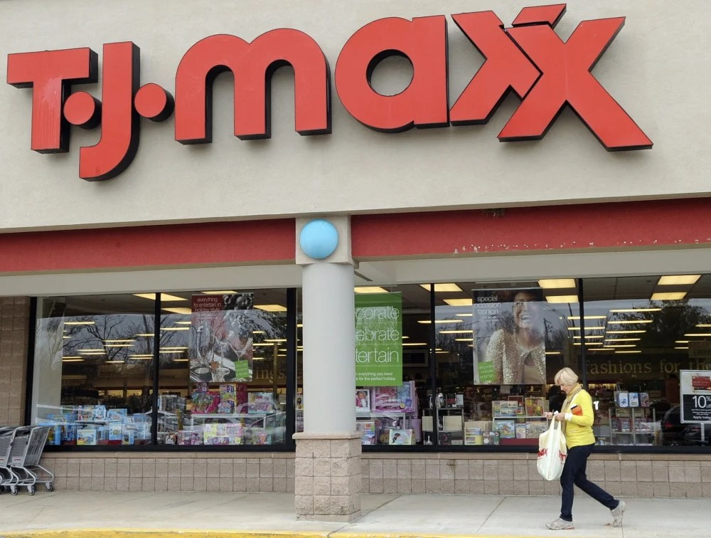 TJX, owner of T J  Maxx, Marshalls and HomeGoods, to raise
