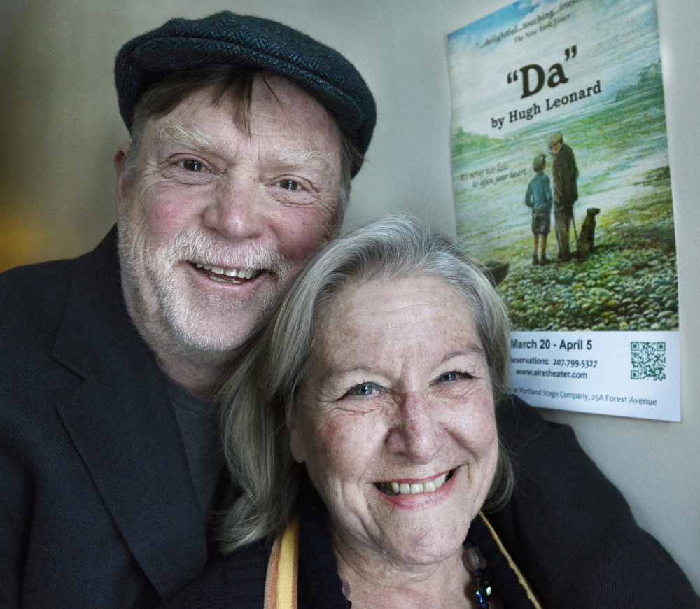 The theater company of Tony and Susan Reilly produced nearly three dozen plays in 10-plus seasons, specializing in interesting and unusual works and in often-ribald Irish theater.